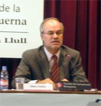 Antoni Castells, a Blanquerna